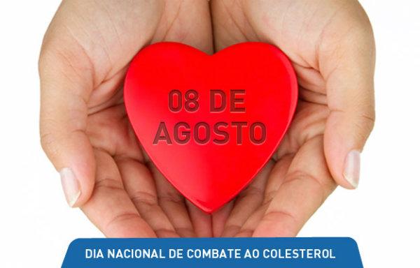 Dia Nacional do combate ao colesterol