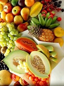 Alimento com baixa  caloria