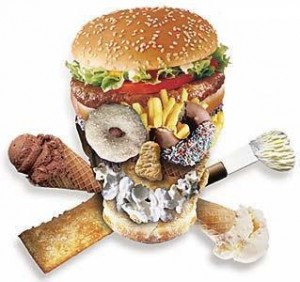 Uma alimentação baseada em carboidratos densos podem trazer a intoxicação do organismo