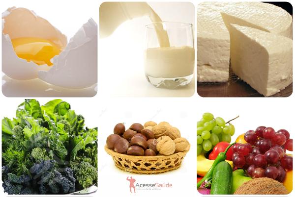 A combinação dos alimentos corretos permite que você se sinta satisfeita por mais tempo