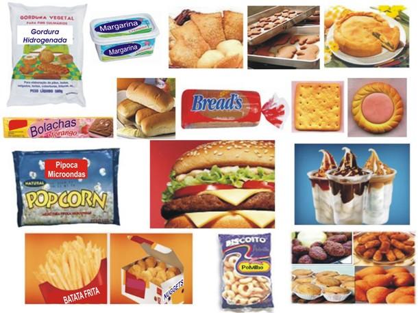 Na maioria das vezes o que causa as doenças mais graves e que pode levar os humanos a morte é o alimento industrializado.