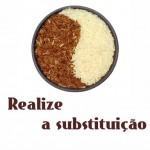 Substituições diárias (alimentares) que podem fazer diferença na balança