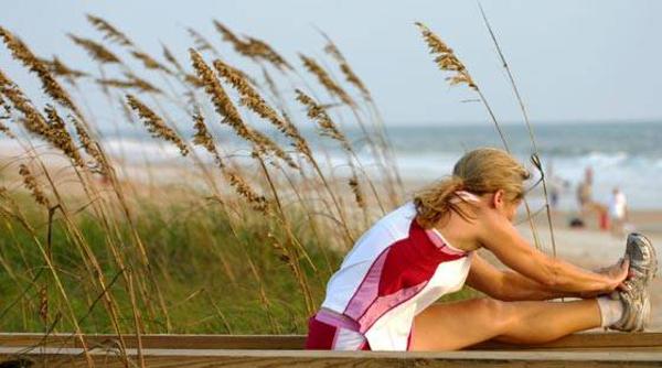 Fazer atividade física traz um bem enorme a saúde