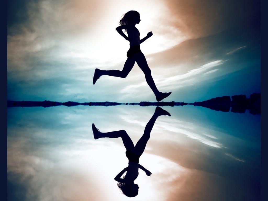 A corrida é uma espécie de movimentação do corpo.
