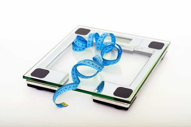 Dietas são importantes para manter o peso.