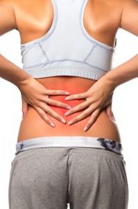 As dores lombares são muito comuns quando há a prática de corrida errada.
