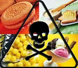 Tome cuidado com o que come.