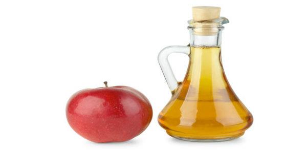 Vinagre de maçã para tratamento estético