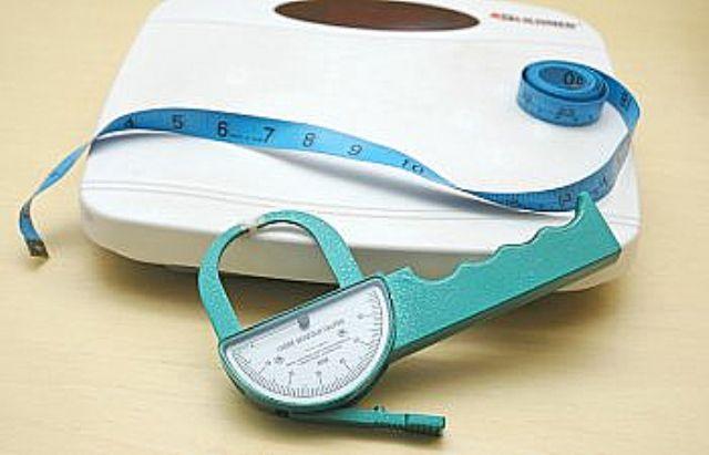 Dois utensílios importantíssimos para controlar os índices de massa corporal.